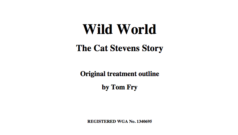 Wild World Treatment
